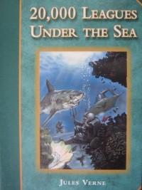 20000 leagues under the sea - Juliusz Verne