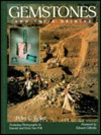 Gemstones and Their Origins - Peter C. Keller, Erica Van Pelt, Harold Van Pelt, Edward Gübelin
