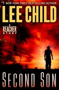 Second Son (Jack Reacher, #0.1) - Lee Child
