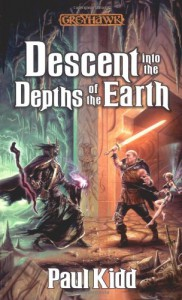 Descent into the Depths of the Earth (Greyhawk) - Paul Kidd