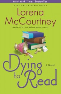 Dying to Read - Lorena McCourtney