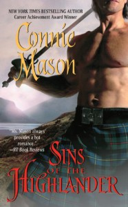 Sins of the Highlander - Connie Mason