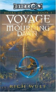 Voyage of the Mourning Dawn - Rich Wulf