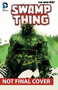 Swamp Thing, Vol. 4: Seeder - Charles Soule, Kano