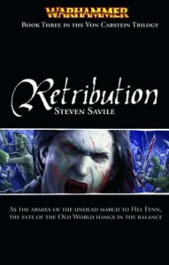 Retribution (Warhammer) - Steven Savile