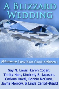 A Blizzard Wedding - Gay N. Lewis, Carlene Havel, Linda Carroll-Bradd, Kimberly B. Jackson