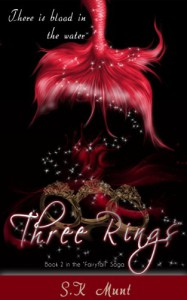 Three Rings - S.K. Munt