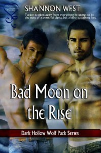 Bad Moon on the Rise - Shannon West