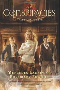 Conspiracies - Mercedes Lackey, Rosemary Edghill