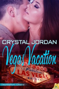 Vegas Vacation (Destination Desire) - Crystal Jordan