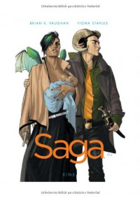 Saga 1 - Brian K. Vaughan, Fiona Staples