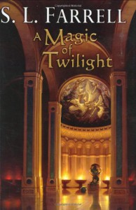 A Magic of Twilight - S.L. Farrell
