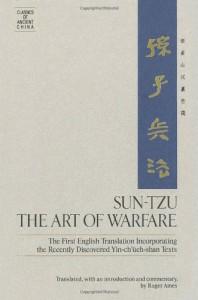 The Art of Warfare (Classics of Ancient China) - Sun Tzu, Roger T. Ames