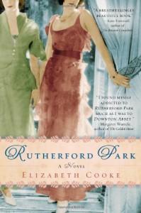 Rutherford Park - Elizabeth Cooke