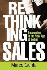 Rethinking Sales - Marco Giunta