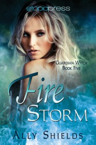 Fire Storm - Ally Shields