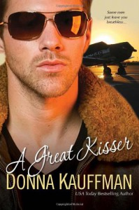 A Great Kisser - Donna Kauffman