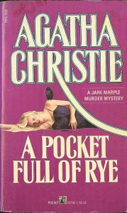 A Pocket Full of Rye - Agatha Christie