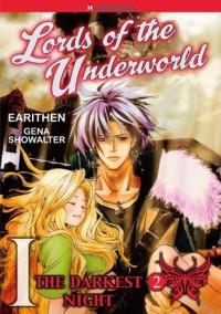 The Darkest Night 2 - Lords of the Underworld #1 (Harlequin Comics) - Gena Showalter, EARITHEN