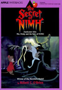 The Secret of NIMH - Robert C. O'Brien