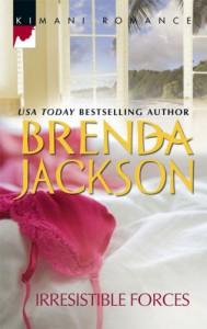 Irresistible Forces - Brenda Jackson