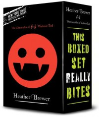 The Chronicles of Vladimir Tod Boxed Set (4 Books) - Heather Brewer