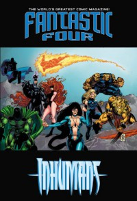 Fantastic Four/Inhumans: Atlantis Rising - Glenn Herdling, Tom DeFalco, Roy Thomas, Mike Kanterovich, Geof Isherwood, M.C. Wyman, Dante Bastianoni, Paul Ryan