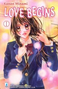 Love Begins 1 - Kanan Minami