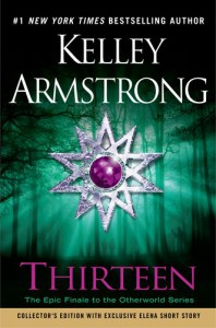 Thirteen (Women of the Otherworld, #13) - Kelley Armstrong