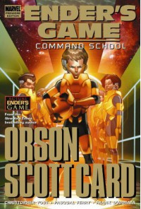 Ender's Game: Command School - 'Christopher Yost',  'Orson Scott Card'