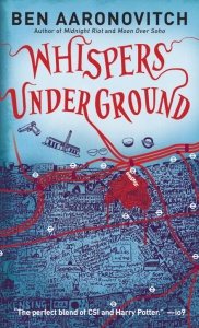 Whispers Under Ground (Peter Grant #3) - Ben Aaronovitch