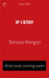 If I Stay - Tamara Morgan