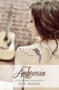 Ambrosia (Book Boyfriend, #2) - Erin Noelle