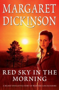 Red Sky in the Morning - Margaret Dickinson