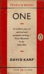 One - David Karp