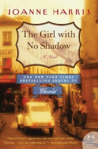 The Girl with No Shadow - Joanne Harris