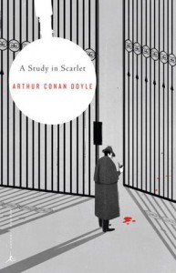 A Study in Scarlet  - Anne Perry,  Arthur Conan Doyle