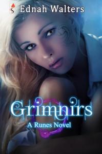 Grimnirs (Runes, #2.5) - Ednah Walters, Kelly Hashway