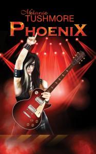 Phoenix (Death Rose #1) - Melanie Tushmore