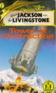 Tower of Destruction - Keith Martin