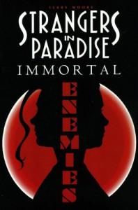 Strangers in Paradise, Volume 5: Immortal Enemies - Terry Moore