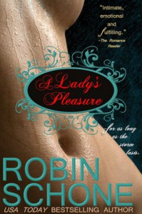 A Lady's Pleasure - Robin Schone