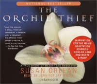 The Orchid Thief - Susan Orlean, Jennifer Jay Myers