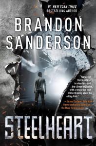 Steelheart (Reckoners, #1) - Brandon Sanderson