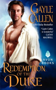 Redemption of the Duke - Gayle Callen