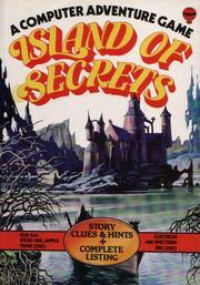 Island of Secrets (A Computer Adventure Game) - Jenny Tyler, Les Howarth