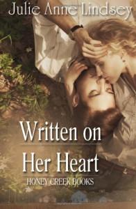 Written on Her Heart - Julie Anne Lindsey