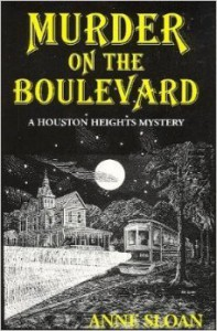 Murder on the Boulevard - Anne Sloan