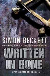 Written in Bone - Simon Beckett