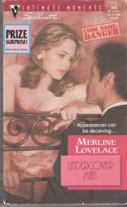 Undercover Man - Merline Lovelace